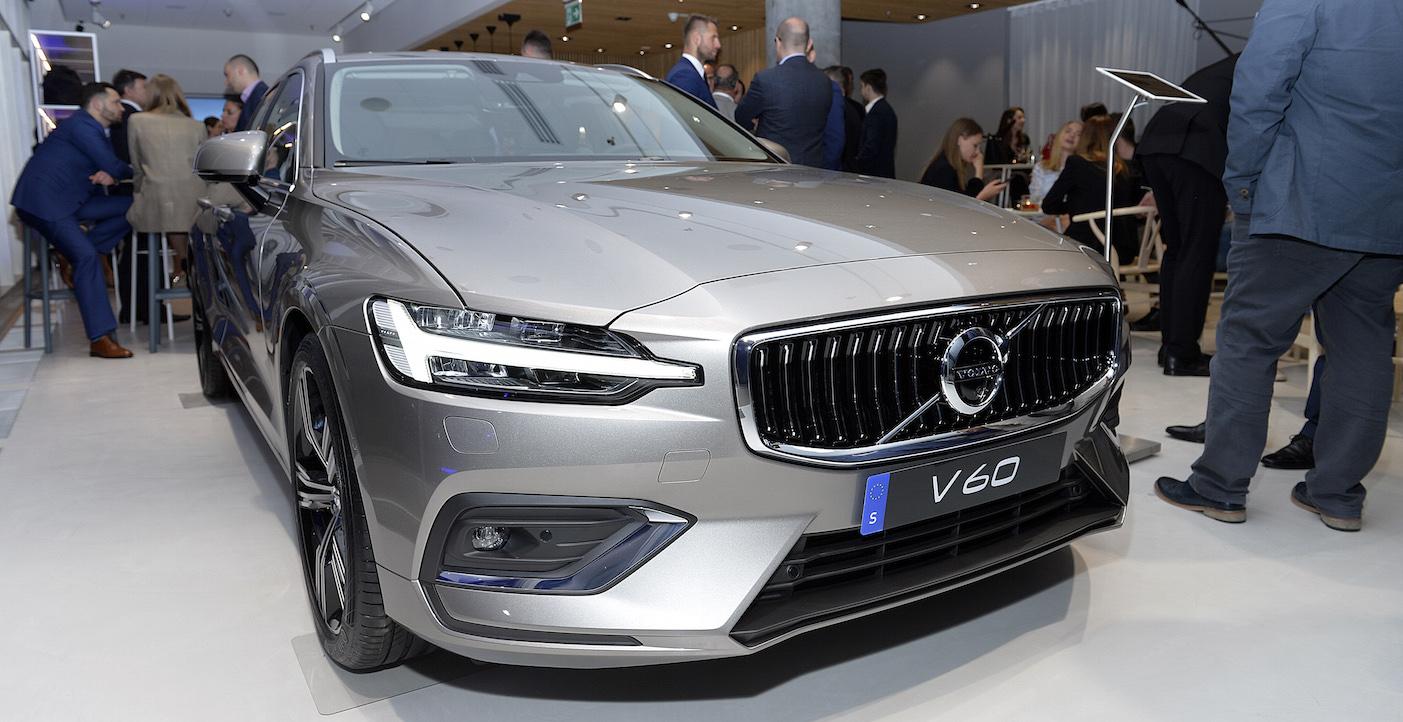Volvo Marszałkowska