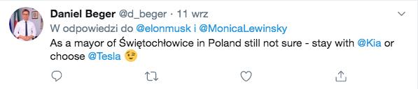 Daniel Beger Monica Lewinsky Elon Musk