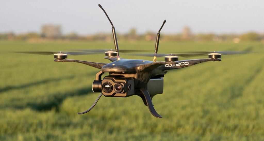 dron asseco