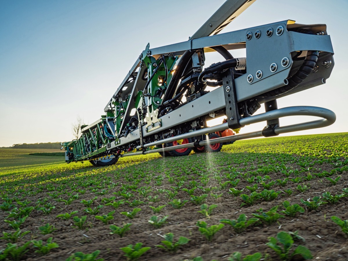 Bosch BASF Smart Farming